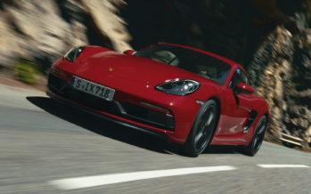 Άπιαστες οι Porsche 718 GTS με ατμοσφαιρικό κινητήρα 400 ίππων (video)