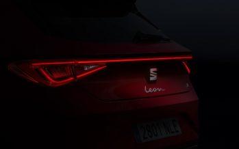 To νέο SEAT Leon θα εντυπωσιάζει όταν το κοιτάς από πίσω