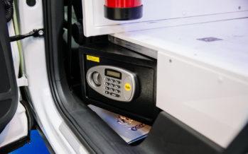 Ασθενοφόρο Skoda Kodiaq με χρηματοκιβώτιο για ναρκωτικές ουσίες