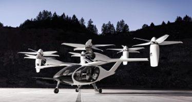 To ιπτάμενο όχημα της Toyota θα φτάνει 322 χλμ./ώρα