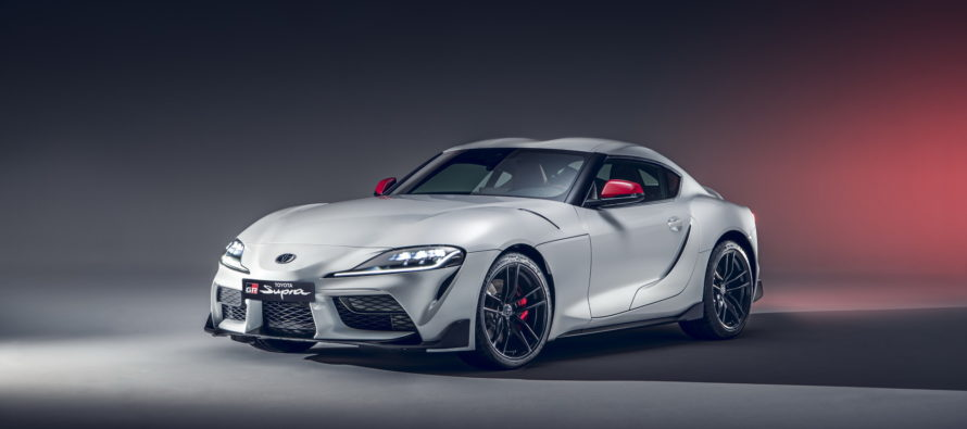 Toyota Supra με κινητήρα 258 ίππων της BMW (video)