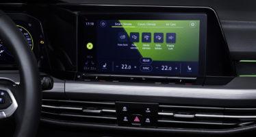 Λες κρυώνω και το νέο Volkswagen Golf σε ζεσταίνει (video)