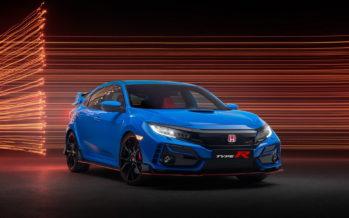 Ακούγεται πιο δυνατά ο κινητήρας του Honda Civic Type-R
