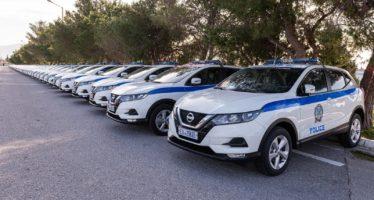 Η Ελληνική Αστυνομία επανδρώθηκε με 195 νέα οχήματα