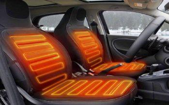 Κάντε τα καθίσματα του αυτοκινήτου σας θερμαινόμενα