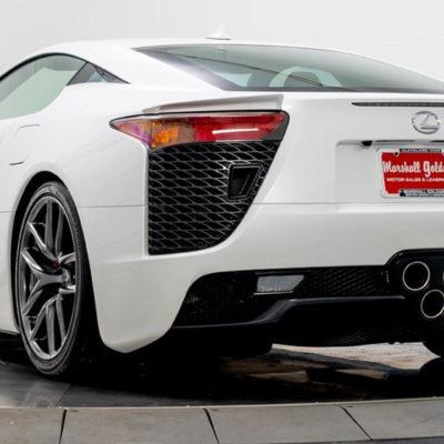 Lexus LFA (4)