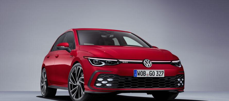 Με 245 ίππους το νέο Volkswagen Golf GTI