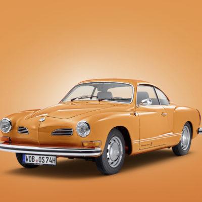 Volkswagen Karmann Ghia Type 14 Coupé (1955–1974)