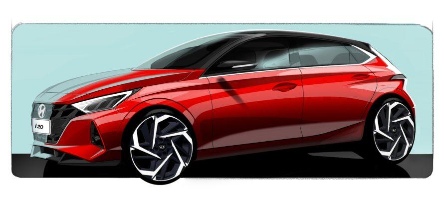 Το νέο Hyundai i20 πιο δυναμικό και με δυο οθόνες