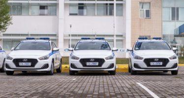 Τα 35 νέα περιπολικά της Ελληνικής Αστυνομίας