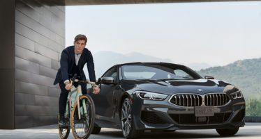 Ποδήλατο της BMW αξίας 5.500 ευρώ
