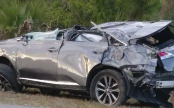 Μετά από κόντρα έγινε «πίτα» αυτό το Lexus RX (video)