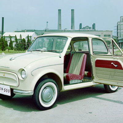 Mitsubishi 500 (1)