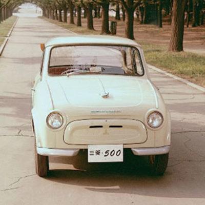 Mitsubishi 500 (2)