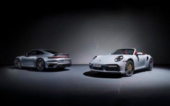 Τελική ταχύτητα 330 χλμ./ώρα για τη νέα Porsche 911 Turbo S (video)