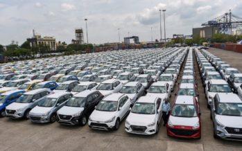 Μεγάλη πτώση στις πωλήσεις αυτοκινήτων λόγω κορωνοϊού