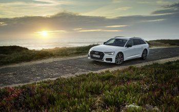 Με 367 ίππους το νέο Audi A6 Avant που φορτίζει