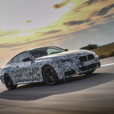 BMW 4 Series Coupe (1)
