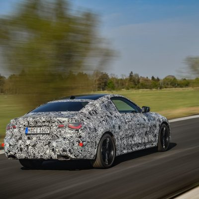 BMW 4 Series Coupe (7)