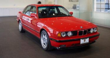 BMW του 1991 κοστίζει πάνω από 64.000 ευρώ