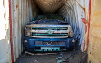 Chevrolet έμειναν 22 μήνες στο βυθό του ωκεανού