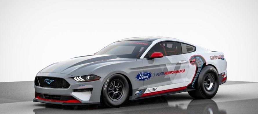 Ford Mustang 1.420 ίππων δε χρειάζεται σταγόνα βενζίνη! (video)
