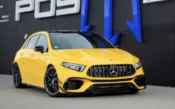 Βελτιωμένη Mercedes-AMG A 45 S φτάνει τα 324 χλμ./ώρα!