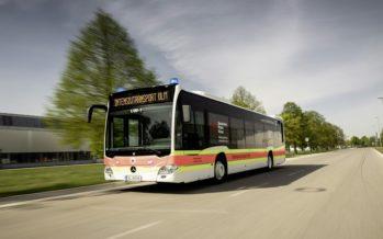 Μετέτρεψαν λεωφορείο σε ασθενοφόρο για τη μεταφορά ασθενών με κορωνοϊό