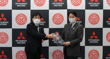 Ασπίδες προσώπου για τον κορωνοϊό από τη Mitsubishi