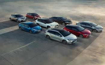 Απίστευτο ρεκόρ από τα υβριδικά της Toyota