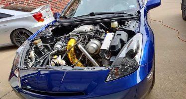 Toyota Celica 320 ίππων από μεταμόσχευση κινητήρα!