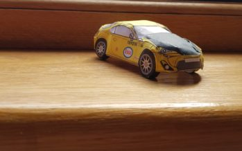 Φτιάξε με τα χέρια σου το Toyota GT86!