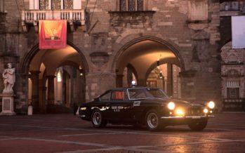 Περιπολικό Ferrari ενάντια στην ιταλική μαφία
