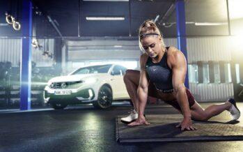 Μια γυναίκα για τα ισχυρότερα Volkswagen