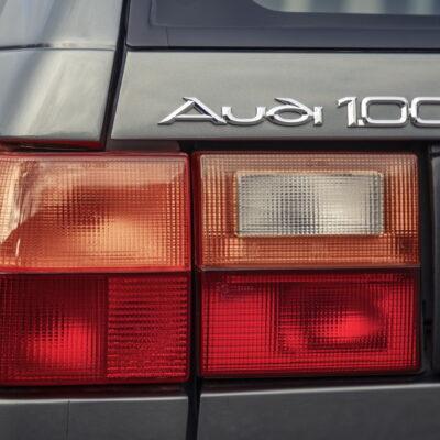 Audi 100 Avant Quattro Duo (1)