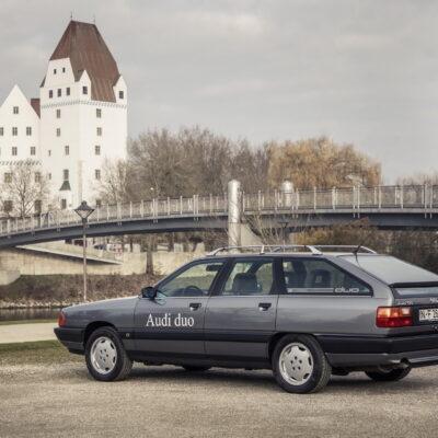 Audi 100 Avant Quattro Duo (7)