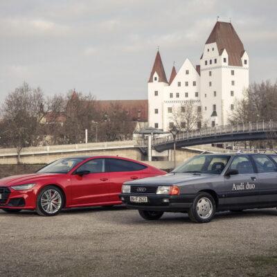 Audi 100 Avant Quattro Duo (8)