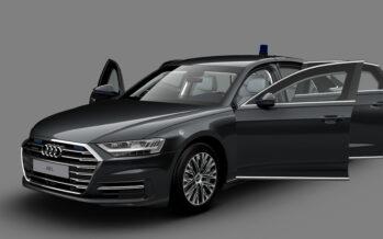 Audi A8 με θωράκιση απέναντι σε κάθε επίθεση