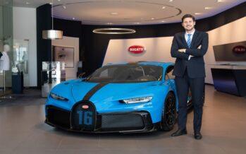 Ένας Έλληνας που διαπρέπει στη Bugatti