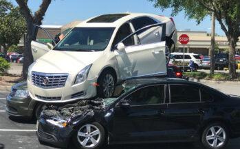 Μια ουρανοκατέβατη Cadillac (video)