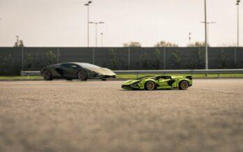 Αν τρακάρει αυτή Lamborghini θα γίνει 3.696 κομματάκια (video)