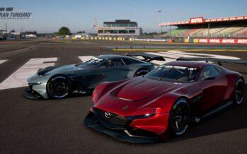 Από το PlayStation ζωντανεύει το νέο αγωνιστικό Mazda (video)