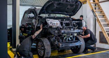 Κινητήρας από Nissan GT-R τοποθετείται σε Navara!