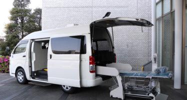 Τα Toyota που μεταφέρουν ασθενείς με κορωνοϊό