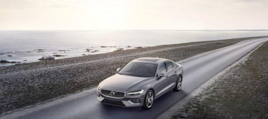 Κανένα νέο Volvo δε θα πηγαίνει πάνω από 180 χλμ./ώρα