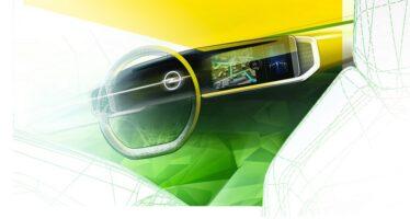 Δυο μεγάλες οθόνες και κανένα κουμπί μέσα στο νέο Opel Mokka
