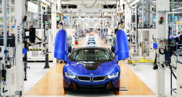 Αυτή είναι η τελευταία BMW i8