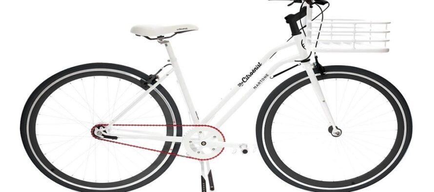 Κυρίες, η Citroen έφτιαξε ένα ποδήλατο αποκλειστικά για εσάς!