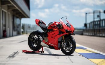 Αληθινή μοτοσυκλέτα Ducati από τουβλάκια Lego (video)