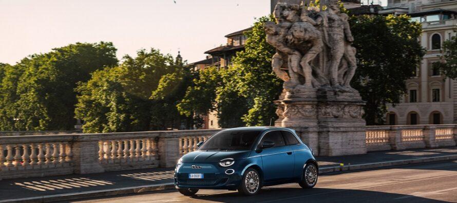 Νέο Fiat 500 La Prima: Βάλτε το στην πρίζα και όλα θα πάνε πρίμα! (video)